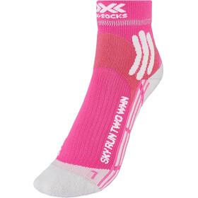 X-Socks Sky Run Two Strømper Damer, pink